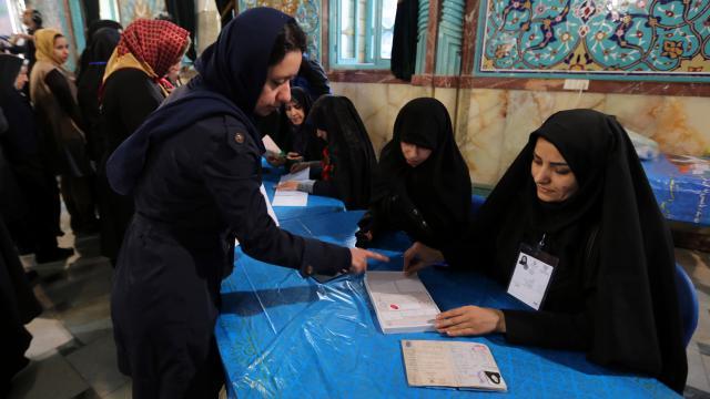 iran verkiezingen feb 2016